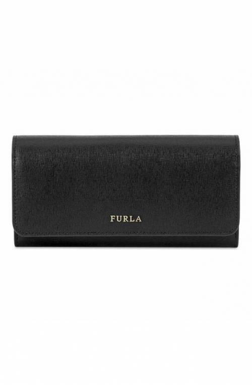 FURLA Wallet BABYLON Female Leather Black - 871069