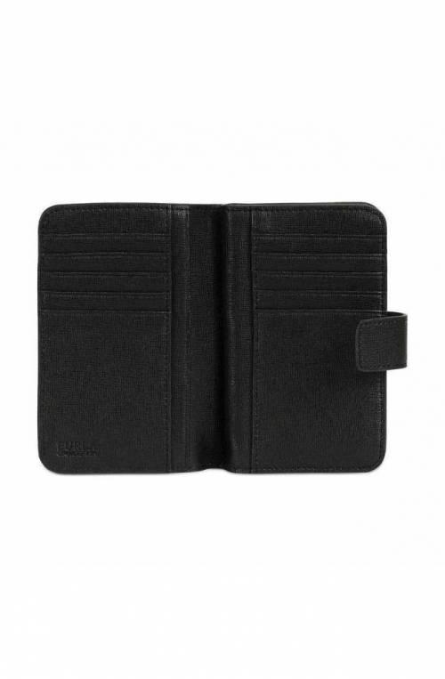 FURLA Wallet BABYLON Female Leather Black - 872836
