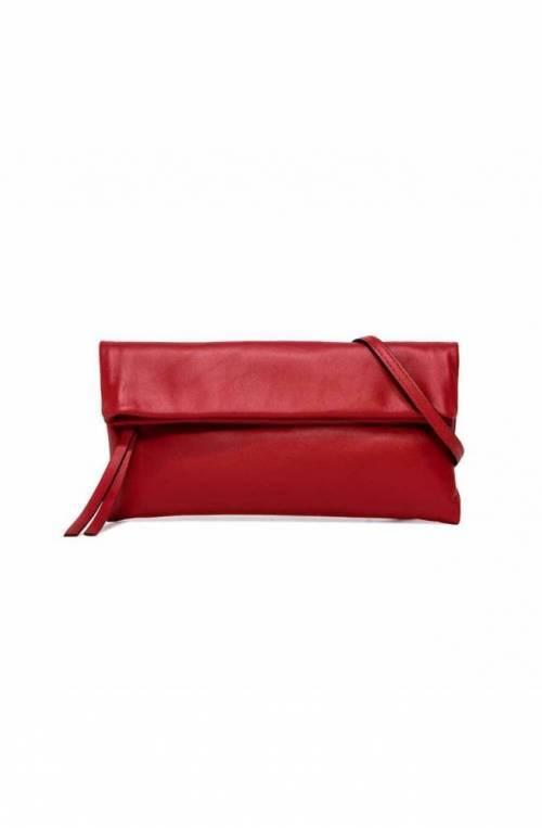 GIANNI CHIARINI Tasche CHERRY Damen Leder rot - 737419AICMP9641