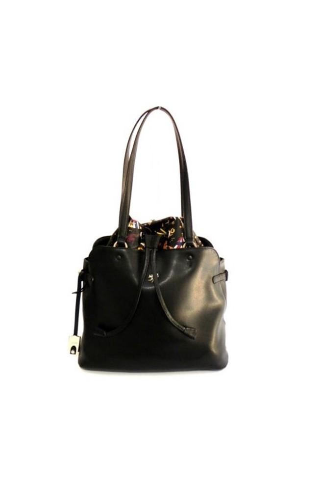 Borsa PIERO GUIDI Classic Leather Donna Pelle Nero - 213421082-01