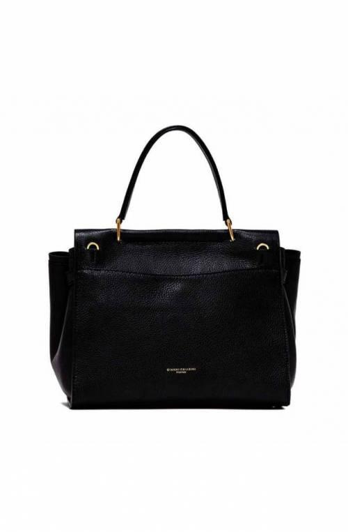GIANNI CHIARINI Bag ELETTRA Female Leather Black - 635219AIRMNRE001