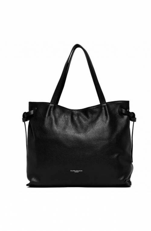 GIANNI CHIARINI Bag FUTURA Female Leather Black - 7365OLX001