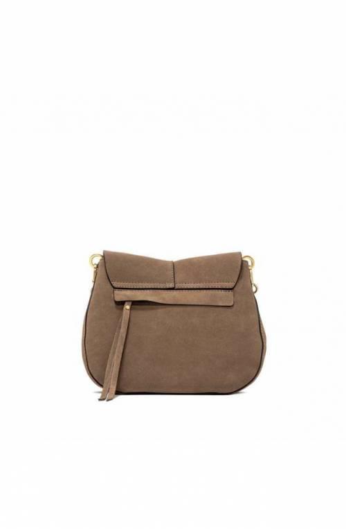 GIANNI CHIARINI Bag HELENA ROUND Female Leather Hemp - 7286CMSE1422