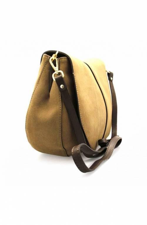 GIANNI CHIARINI Bag HELENA ROUND Female Leather Hemp - 7287CMSE1422