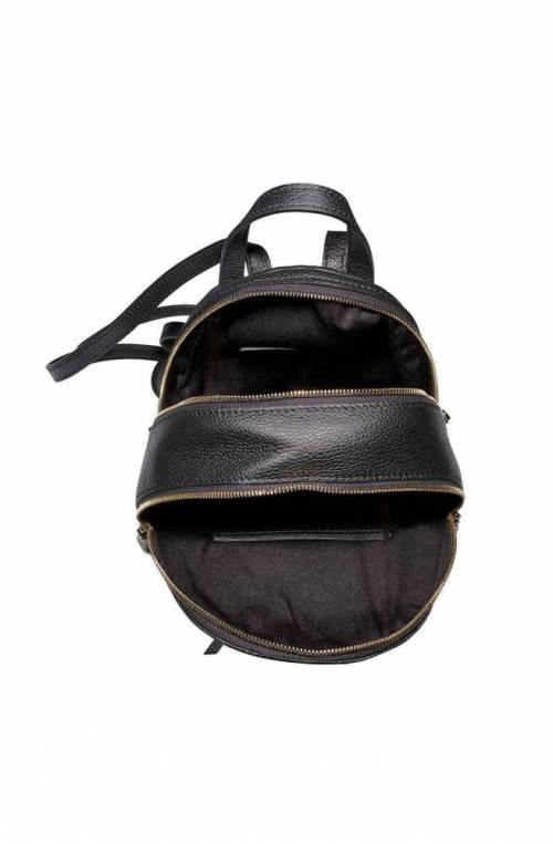 GIANNI CHIARINI Backpack OGIVA Female Leather Black - 636419AIOLX001