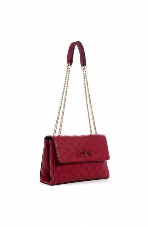 GUESS Bag JANELLE Female Merlot - HWSP7433210MER