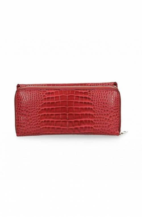 GUESS Wallet CLEO Female Merlot - SWCG7435620MER
