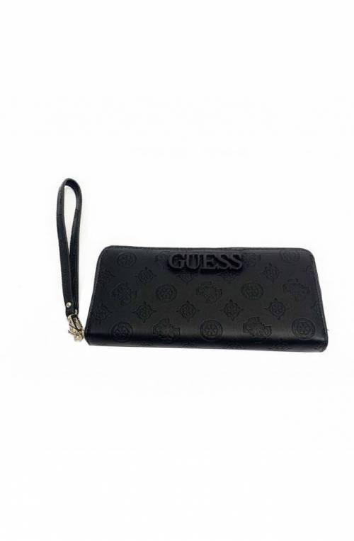 GUESS Wallet JANELLE Female Black - SWSP7433460BLA