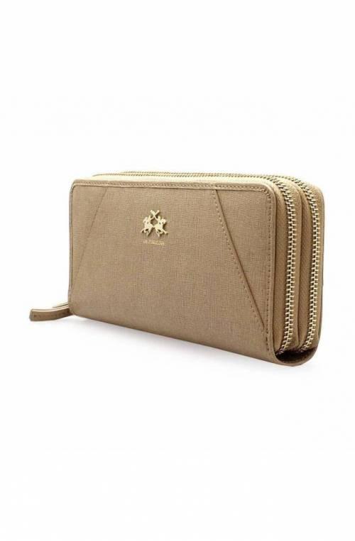 LA MARTINA Wallet La Portena Woman Beige - l51pw2437573021