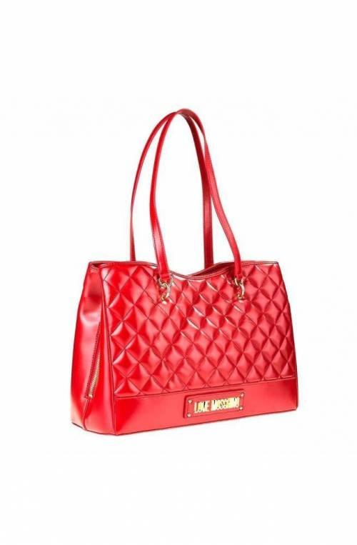 LOVE MOSCHINO Bag Female Red - JC4203PP08KA0500