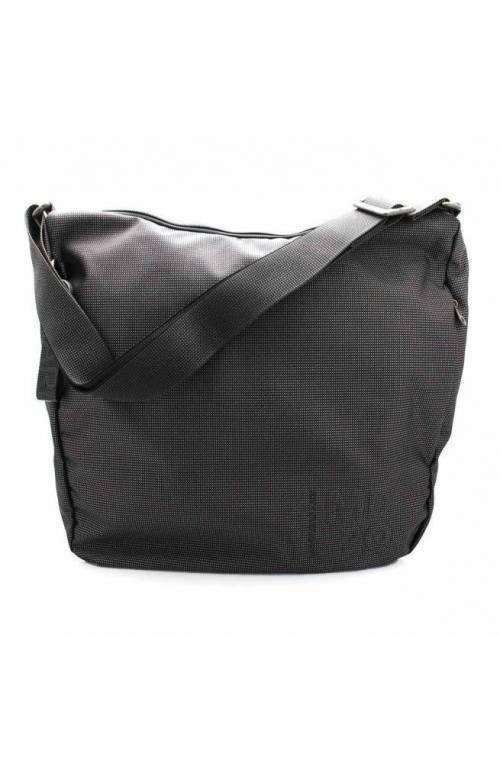 Mandarina Duck Bag MD20 Female Cross body bag Steel - P10QMTV2465