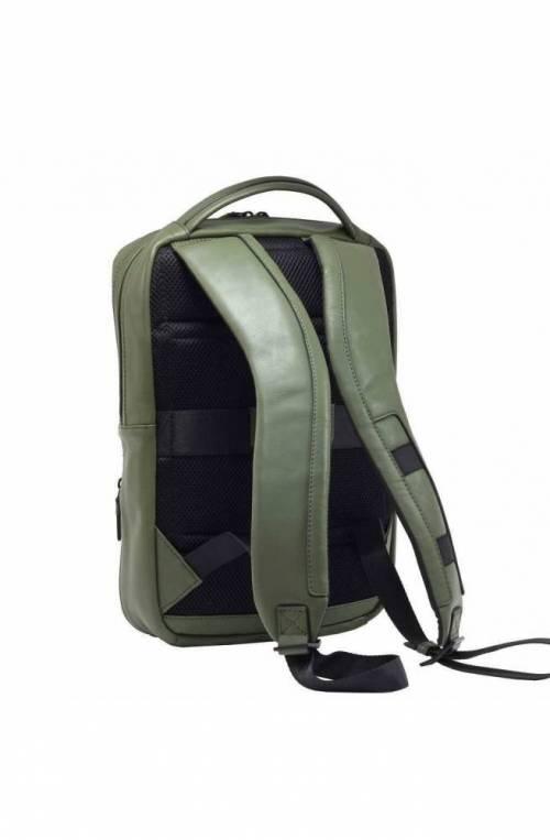 PIQUADRO Backpack Explorer Male Green - CA4841W97-VE