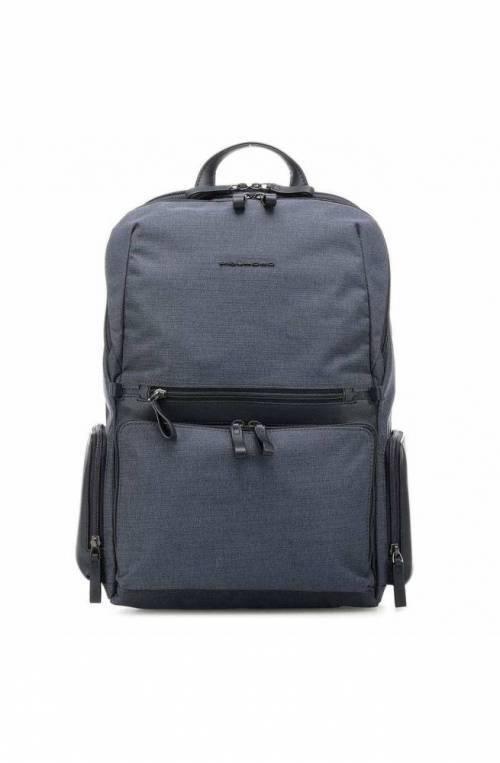 PIQUADRO Backpack Male Blue - CA4479W98-BLU