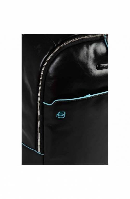 PIQUADRO Backpack Male Leather Black - CA4762B2-N