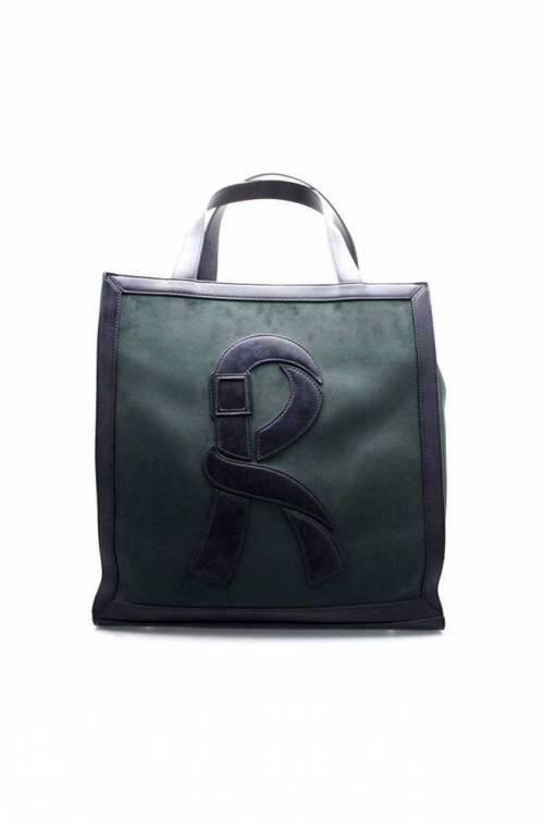 Roberta di Camerino Bag AMELIA Female Dark green / dark blue - C01000-Y00-U58
