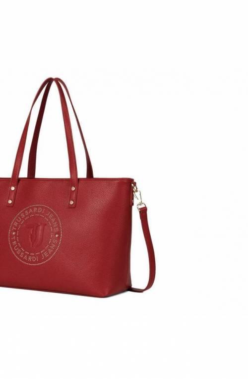 TRUSSARDI JEANS Bag HARPER Female Red-gold - 75B008349Y099999R683