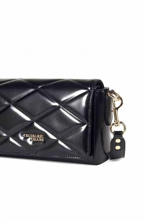 TRUSSARDI JEANS Bag T-EASY CITY Female Black- 75B006589Y099994K299