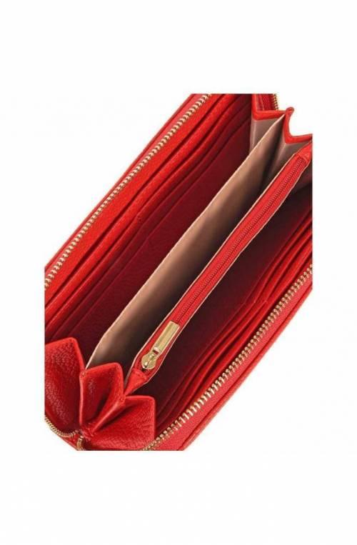 TRUSSARDI JEANS Wallet FAITH Female Red - 75W002019Y099999R150