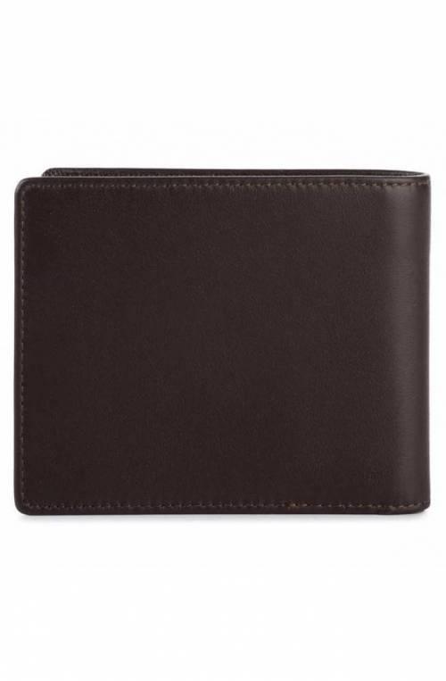 TRUSSARDI JEANS Wallet Male Brown - 71W000042P000180B220