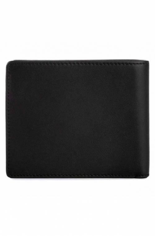 TRUSSARDI JEANS Wallet Male Black - 71W000042P000180K299