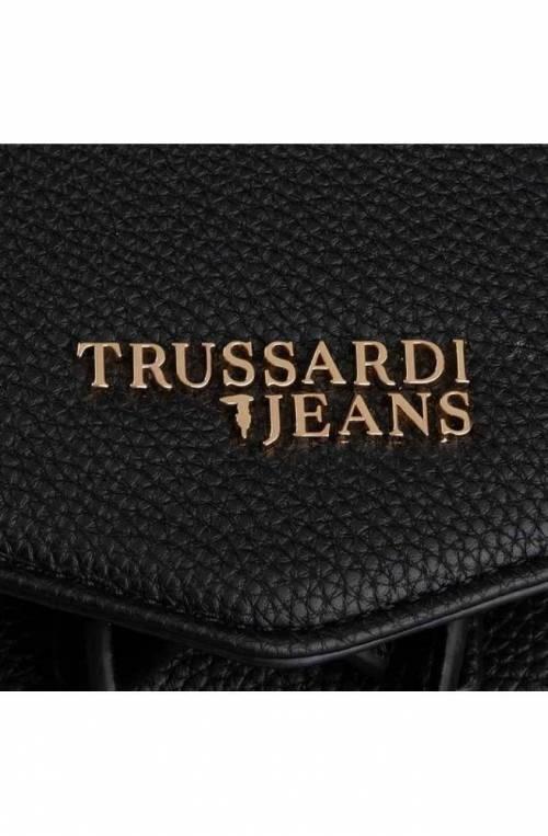 TRUSSARDI JEANS Backpack CHARLOTTE Female Black - 75B008309Y099999K299