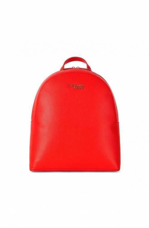 TRUSSARDI JEANS Backpack T-EASY LIGHT Female red - 75B007069Y099999R150