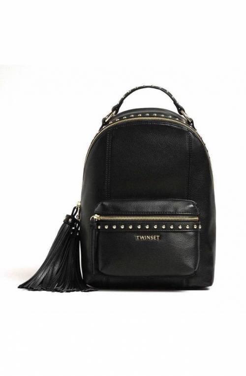 TWIN-SET Backpack Female Black - 192TO8165-00006