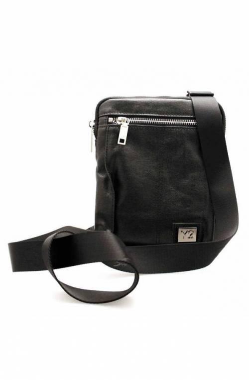 YNOT Bag WAX BIZ Male Black - WXB-008F0-BLACK