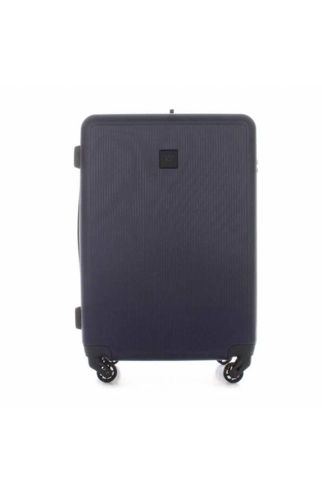 YNOT Trolley Navy blue TSA lock 3 year warranty Unisex - STR-11003F0-BLUENAVY