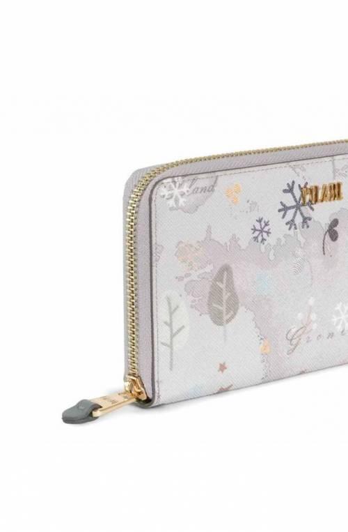 ALVIERO MARTINI 1° CLASSE Wallet Female Gray - PF88-9601-0062