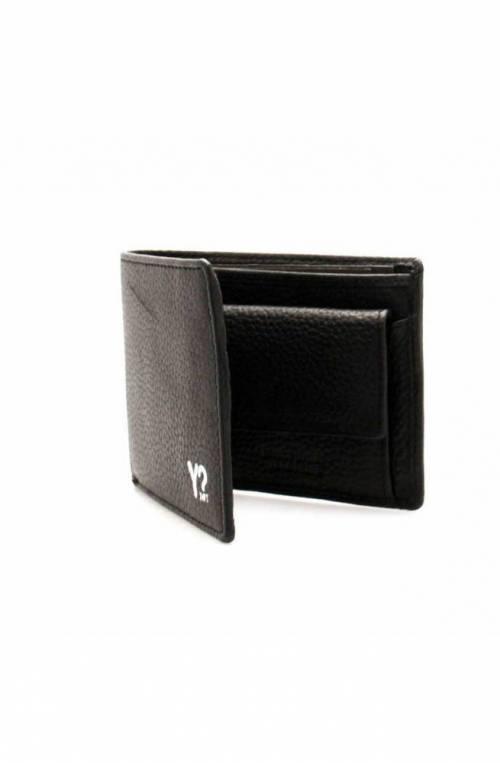 Portafoglio YNOT Uomo Pelle Nero - WSV-006F0-BLACK