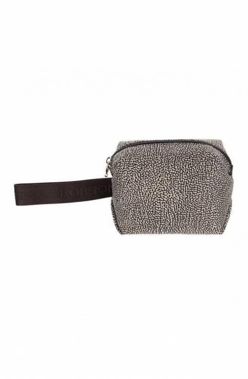 Beauty case BORBONESE Donna Marrone - 930478-X96-W45