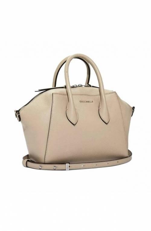COCCINELLE Bag GWEN Female Leather Seashell - E1FH0180201N43