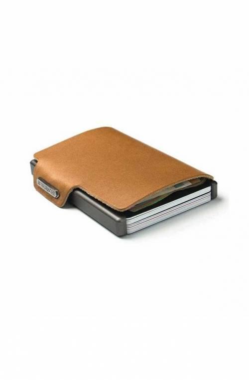 Mondraghi Wallet The Original Caramel - MC-10500