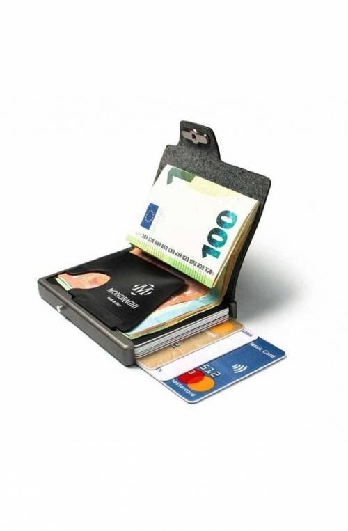 Mondraghi Wallet The Original Black - MC-10100