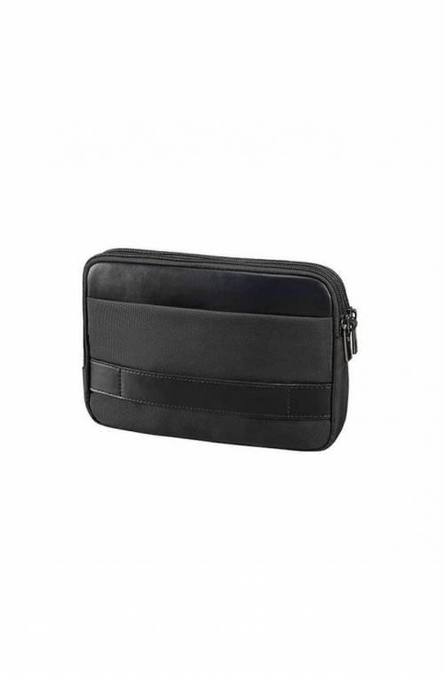 Clutch Bag SAMSONITE HIP-SQUARE Uomo Polsiera Nero - CC5-09004