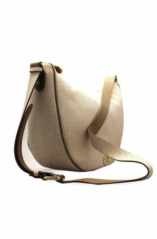 BORBONESE Bag Female Beige - 904102-F09-S23