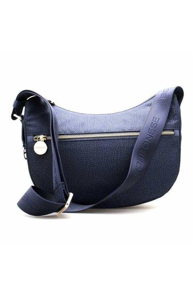 BORBONESE Bag Female Blue - 934414-X96-V55