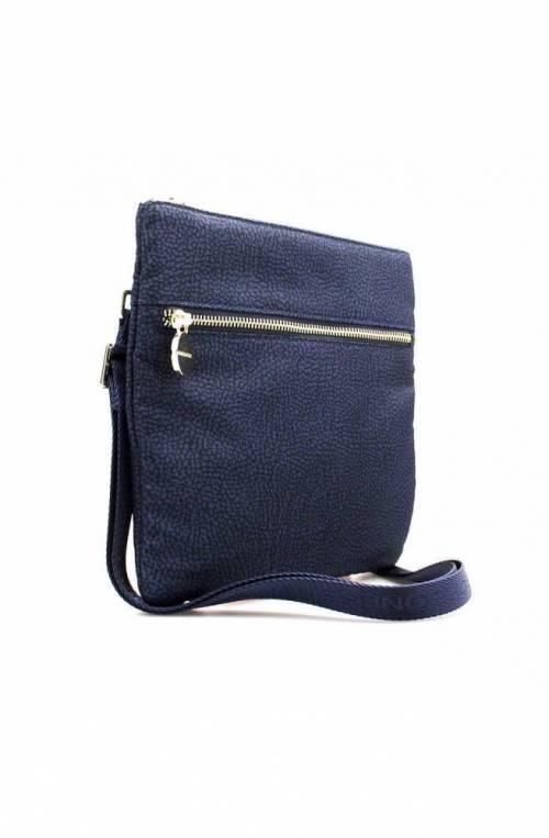 BORBONESE Bag Female Blue - 934440-X96-V55