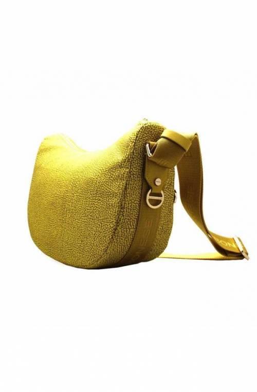 BORBONESE Bag Female Yellow - 934414-X96-W80
