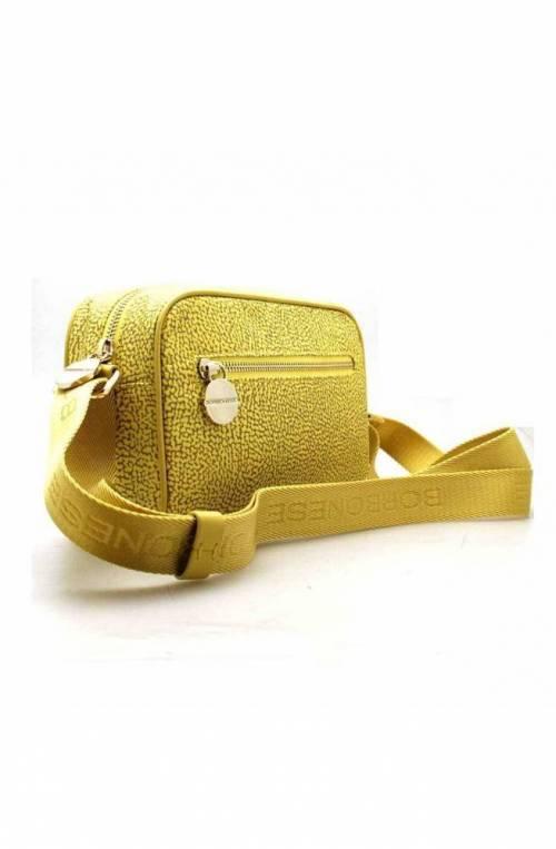 BORBONESE Bag Female Yellow - 934422-X96-W80