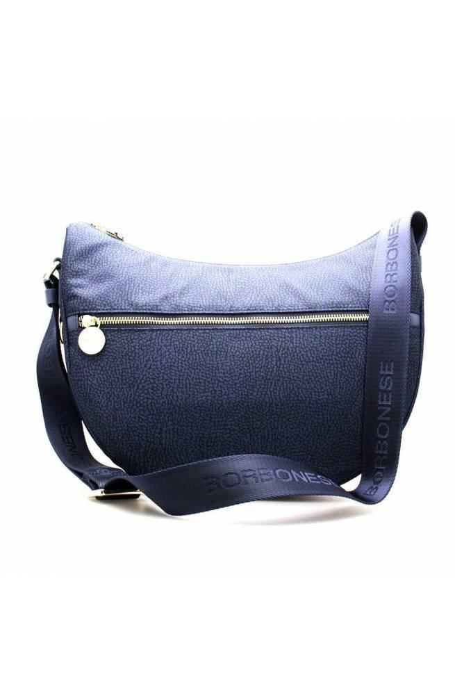 BORBONESE Bolsa Mujer LUNA Azul - 934463-X96-V55
