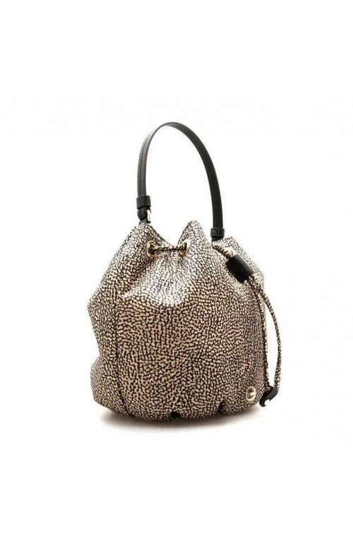 BORBONESE Bag Female Black - 934488-X96-X11