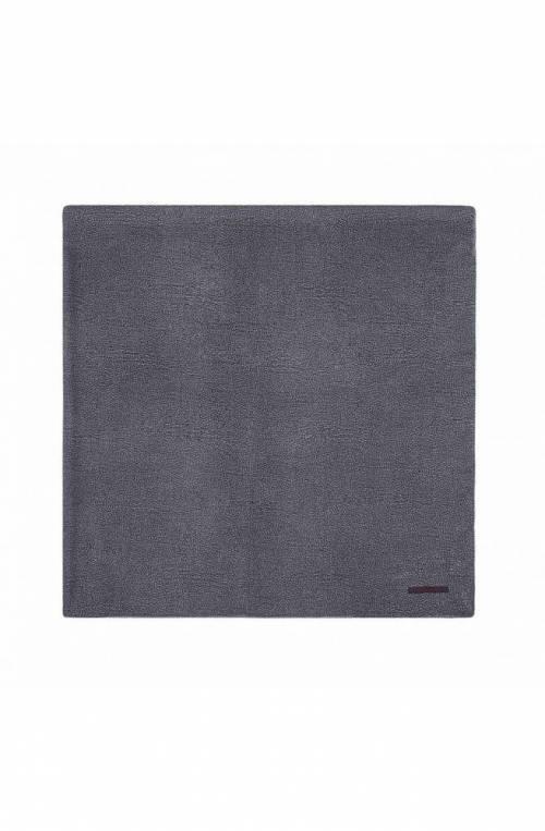 BORBONESE Scarf Female cashmere Blue-grey - 6DG23-O01-Q84