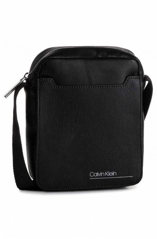 CALVIN KLEIN Bag Slivered Mini Male Black - K50K505117BDS