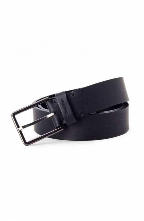 Cintura CALVIN KLEIN ESSENTIAL Uomo 100 - K50K5051790GY-100