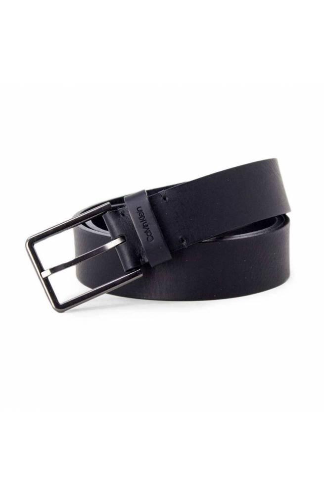 CALVIN KLEIN Cinturón ESSENTIAL Hombre 105 - K50K5051790GY-105