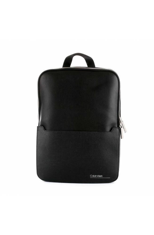 CALVIN KLEIN Backpack SLIVERED Male Black - K50K505123BDS