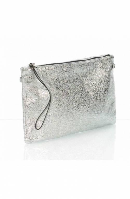 GIANNI CHIARINI Bag Female Leather Silver - 369520PELMW359