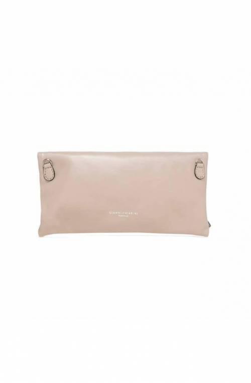 GIANNI CHIARINI Bag Female Leather Beige - 737420PENWS10579